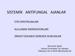 OLGU - Klimik