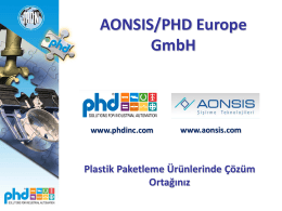 AONSIS/PHD Europe GmbH