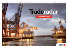 Trade Radar