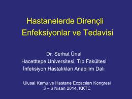 Dr. Serhat Ünal