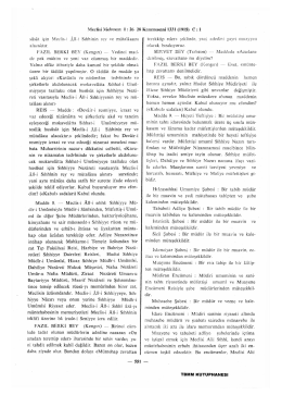 Meclisi Mebusan t : 26 28 Kanunusani 1331 (1915) C : 1 sûsât için