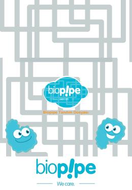 Biopipe Tanıtım Dosyası
