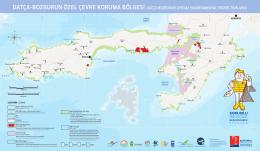 datça-bozburun özel çevre koruma bölgesi datça