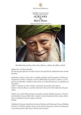 download  - Sufi Zentrum Rabbaniyya