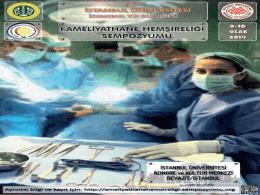Ameliyathanede iletişim ve ekip çalışmasını oluşturmak