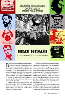 Beat Kuşağı - Ankara Barosu