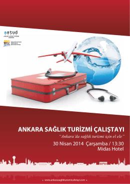 Ankara Sağlık Turizmi Çalıştayı