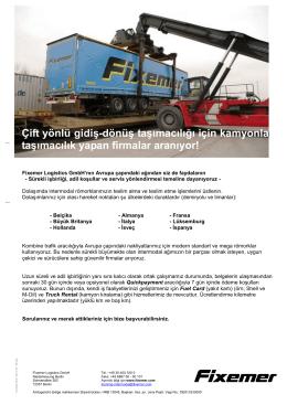Trucking Intermodal