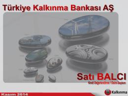 Slayt 1 - Türkiye Rüzgar Enerjisi Kongresi