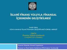 Zamir Iqba, Dünya Bankası