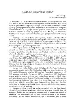 buraya - Türk Hukuk Kurumu