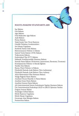 14. Saç Bakımı - İzmir Güney Kamu Hastaneleri Birliği Genel