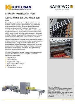Staalkat - SFP 200