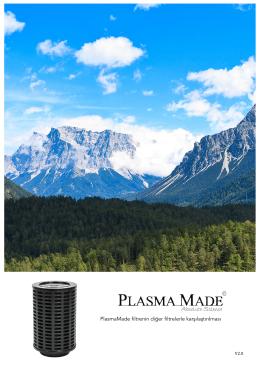 PlasmaMade karşılaştırmalı özellik listesi