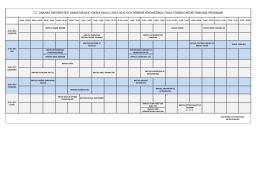 Biyomedikal Cihaz Teknolojisi 2014
