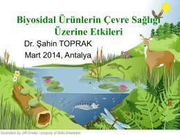 Dr. Şahin TOPRAK