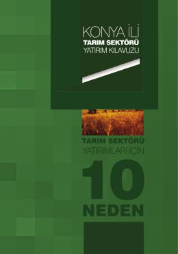 YATIRIMLARI İÇİN - Teknokent Konya