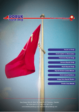 Doruk Bayrak Direği