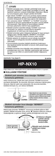 HP-NX10 - Shimano