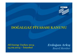 Energy Turkey 2014