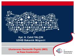 Cahit YALÇIN-IMO Casualty 17012014