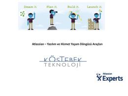Atlassian Ürünleri