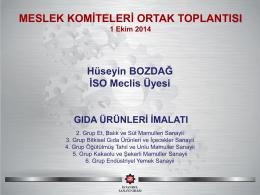 Slayt 1 - İstanbul Sanayi Odası
