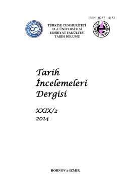 Jenerik Dosya - Ege Üniversitesi