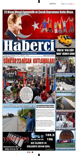 Haberci Gazetesi