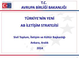 Yeni_ABİS_2014 Sinan Ayhan - Avrupa Birliği Bakanlığı