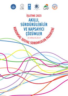 işletme 2023 - CSR Turkey