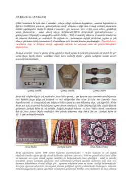 Anadolu El Sanatları - Girland Kültür Sanat Galerisi