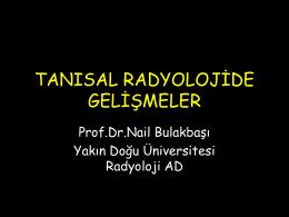 Neu Radyolojik Görüntüleme Sempozyumu