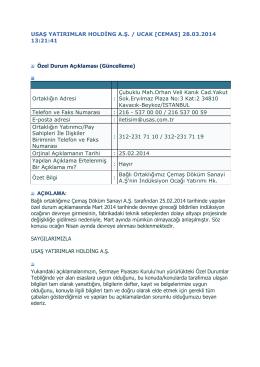 usaş yatırımlar holding a.ş. / ucak [cemas] 28.03.2014 13:21:41