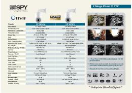 sp 9030x teknik broşür