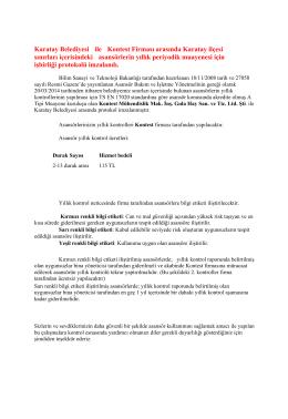 Dokuman acilmaz ise, İndirmek İçin Tıklayın PDF