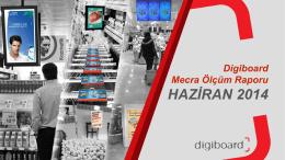 Digiboard Mecra Ölçüm Raporu