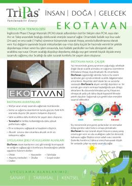 EKOTAVAN - Tripas Yenilenebilir Enerji