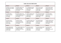 kasım 2014 aylık yemek listesi