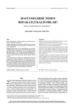 PDF Download - Türkiye Aile Hekimliği Dergisi