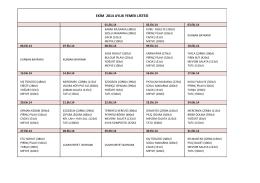 ekim 2014 aylık yemek listesi