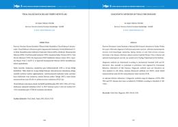 ÖZET (PDF) - Akuademi.Net