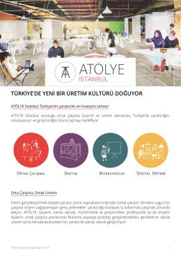 ATOLYE - Atölye Istanbul