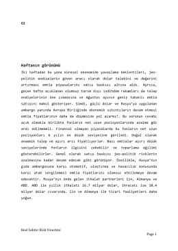 Altın ve Kakoa Yorumu (pdf)