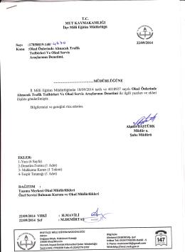 : H.MAviLı e*_ - mersin - mut ilçe millî eğitim müdürlüğü