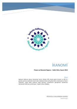 Finans Raporu 2014