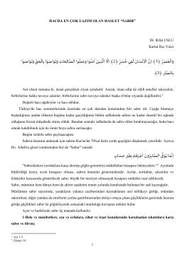 Dr. Rifat USLU - Hac ve Umre Rehberi