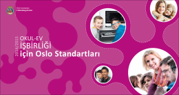için Oslo Standartları - Utdanningsetaten