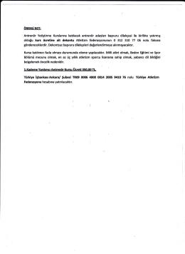 SARTLAR 2. SAYFA
