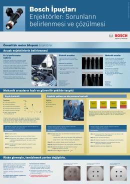 Adım 1 - Bosch